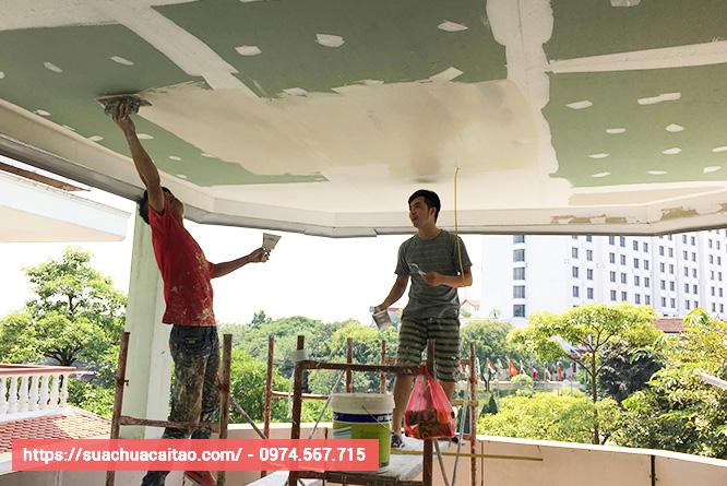 Dịch vụ sửa chữa cải tạo nhà Ba Đình uy tín, chất lượng và giá rẻ