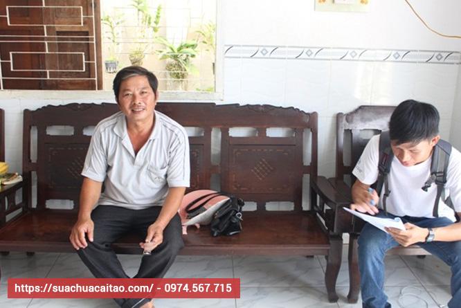 Những phản hồi, đánh giá của khách hàng tại khu vực quận Ba Đình
