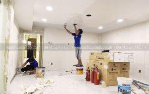 Sơn sửa nhà quận Hoàng Mai