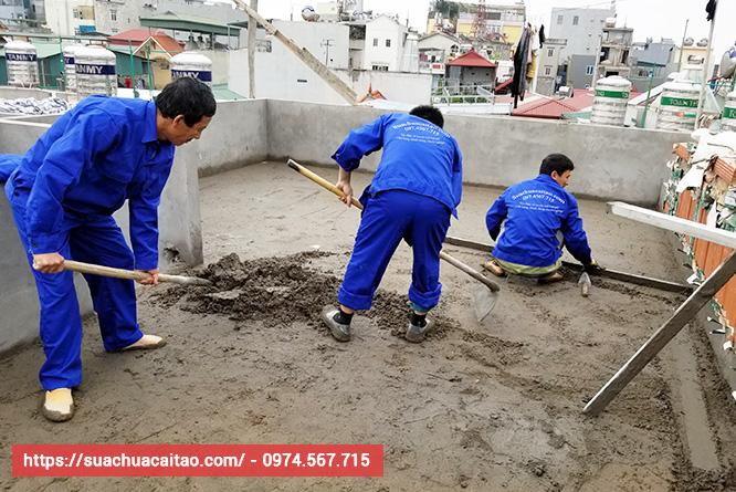Sửa nhà quận Ba Đình