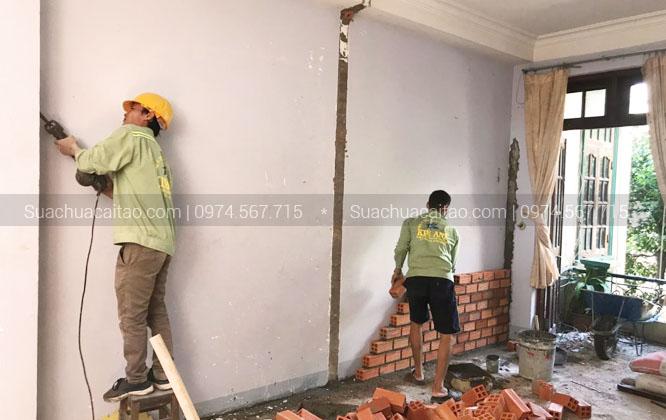 Sửa nhà quận Hoàng Mai đẹp như mới rẻ như người nhà
