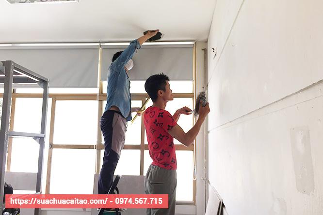 Tự hào là đơn vị dẫn đầu trong lĩnh vực sửa nhà tại quận Ba Đình