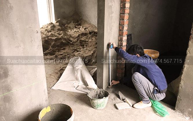 Dịch vụ sửa chữa nhà số một, uy tín, chất lượng hàng đầu tại quận Hai Bà Trưng