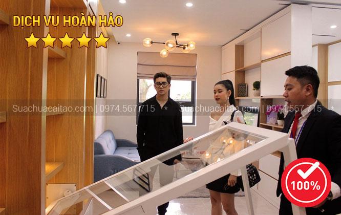 Dịch vụ sửa nhà Dương Gia được nhiều khách hàng đánh giá cao