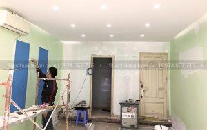 Dịch vụ sửa nhà quận Hà Đông uy tín