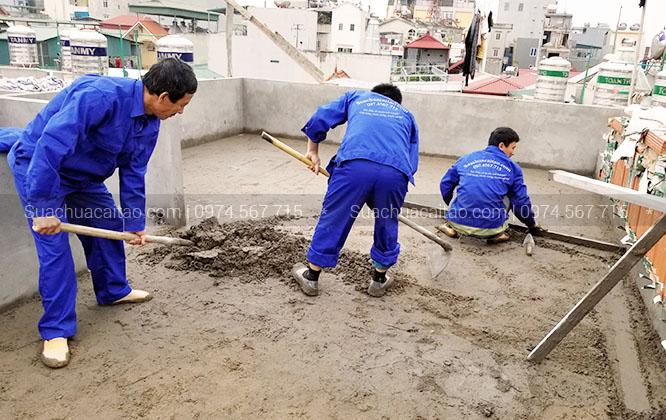 Dương Gia với đội ngũ sửa nhà chuyên nghiệp tại Hà Nội