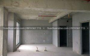 Hoàn thiện nhà xây thô quận Ba Đình