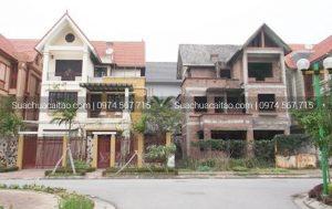 Hoàn thiện nhà xây thô quận Long Biên