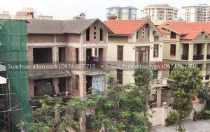 Hoàn thiện nhà xây thô quận Từ Liêm
