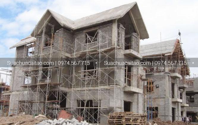 Xây Dựng Dương Gia - Dịch vụ hoàn thiện nhà lâu đời nhất Long Biên