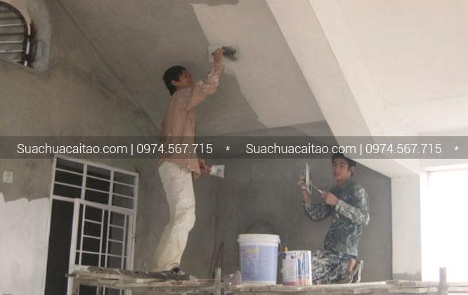 Là đơn vị dẫn đầu trong lĩnh vực sửa nhà tại quận Thanh Xuân