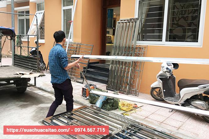 Ưu đãi giá cả dịch vụ Sửa nhà quận Hoàn Kiếm