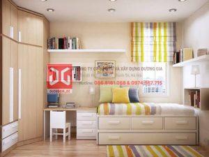 Khéo léo kết hợp nội thất trong phòng