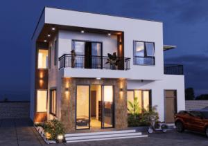 Thiết kế biệt thự quận Long Biên