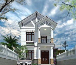 Thiết kế biệt thự quận Thanh Xuân