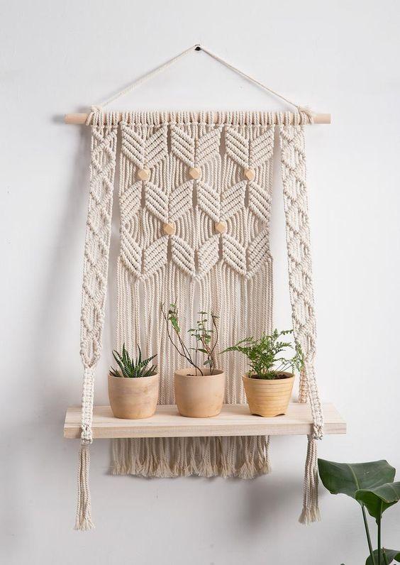 Mẫu số 5 - Dây được đan kiểu cách Vintage