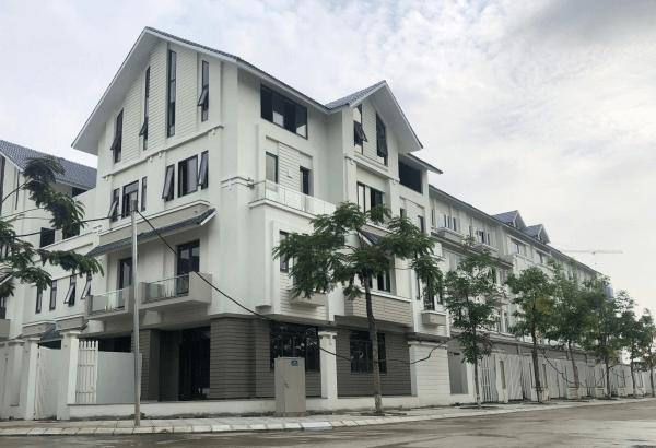 Biệt thự KĐT Geleximco - Lê Trọng Tấn